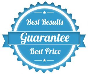 Best Results Guarantee and Best Price