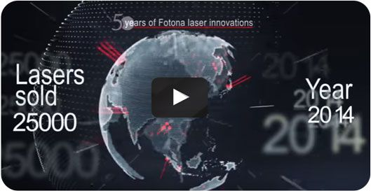 Fotona 50 Years of Laser Innovation