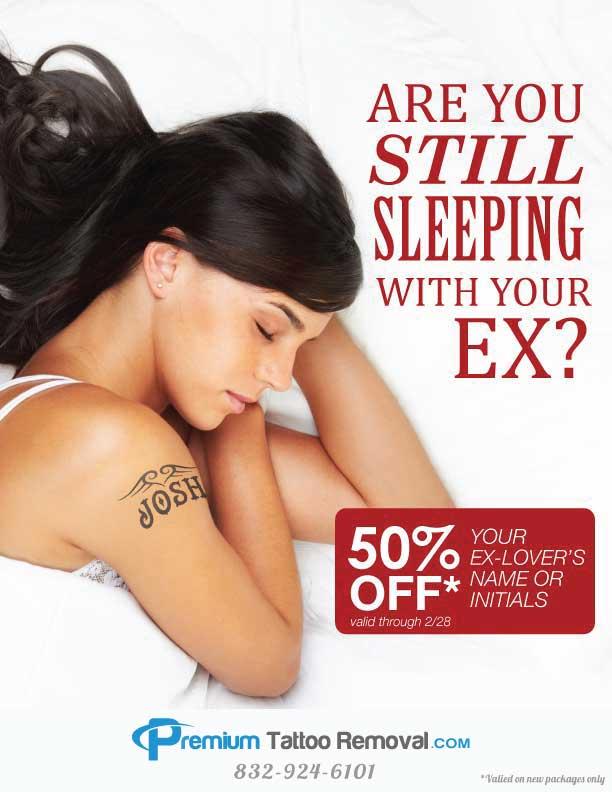 Valentine Offer Laser Tattoo Removal